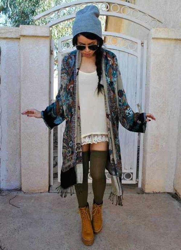 40 Cute Hipster Outfits For Girls | Good vibes ...