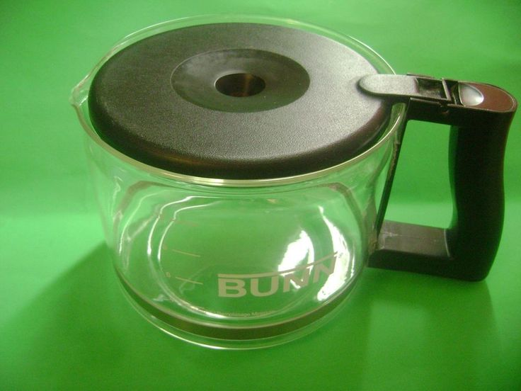 Bunn replacement carafe coffee maker 10 cup glass coffee