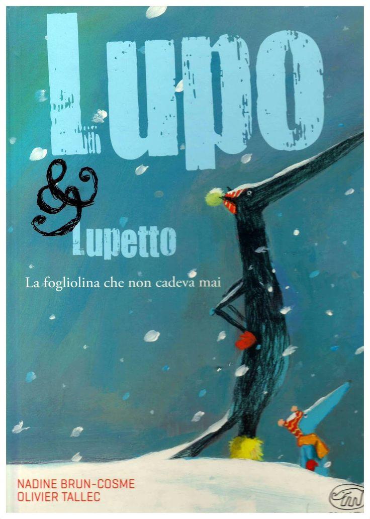 Un'altra bellissima storia di Lupo e Lupetto (le consiglio tutte, dai 4 anni), della loro amicizia e delle piccole avventure che tengono i nostri piccoli lettori col fiato sospeso, ma per poco. Dolcissimo.