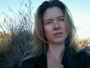 Justine Musk - a writer.