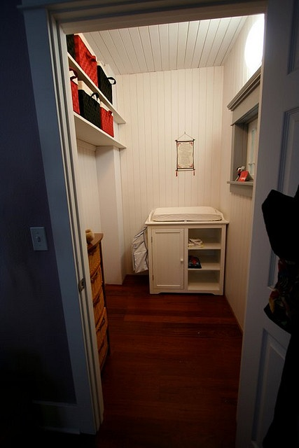 Walk in closet turned baby nursery  Great idea  Especially since we will be. 59 best 1 bedroom apartment with baby images on Pinterest
