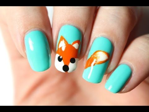 Best 20 renard chenapan ideas on pinterest renard coloriage zorro and renard roux - Nail art facile ...