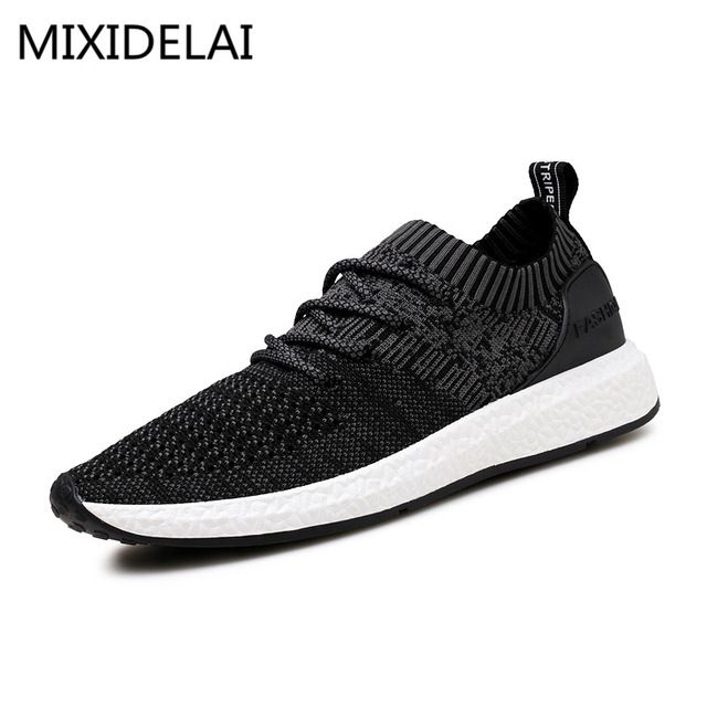 Check current price 2017 New Spring Summer Men's Casual Shoes Cheap chaussure homme Korean Breathable Air Mesh Men Shoes Zapatos Hombre Size 39-46 just only $28.65 - 31.65 with free shipping worldwide  #menshoes Plese click on picture to see our special price for you