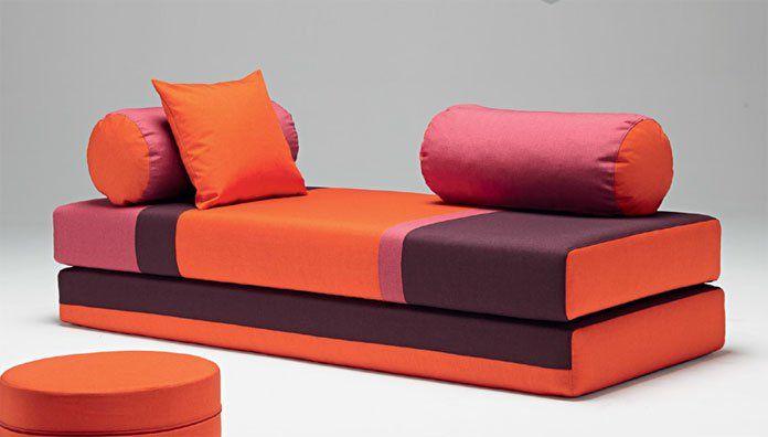 17 best images about canap et fauteuil convertible for Meuble japonais futon