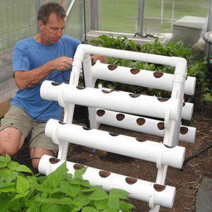 U-Gro Hydroponic Garden System
