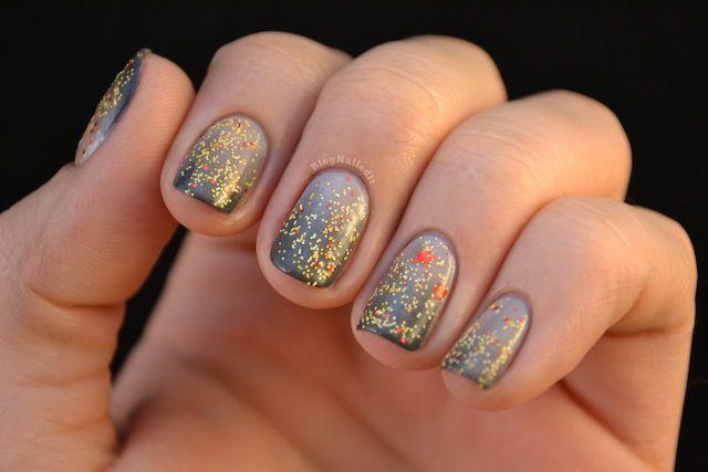 We love this gradient manicure!: Nails Art, Art Blog, Beauty Makeup Nails, Delicate Art, Gradient Nails, Nails Polish, Beauty Nails, Gradient Manicures, Fire Notd