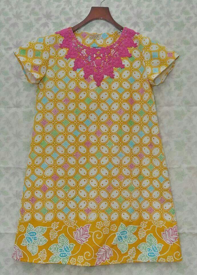 Ncj #batik dress
