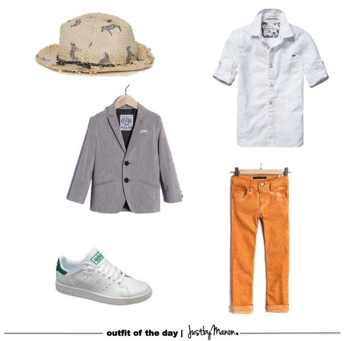 Outfits bruiloft jongens | kindermode party look