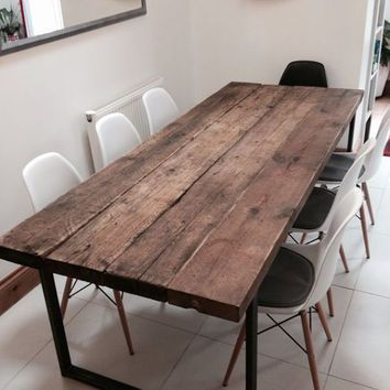 Shop Reclaimed Wood Furniture on Wanelo