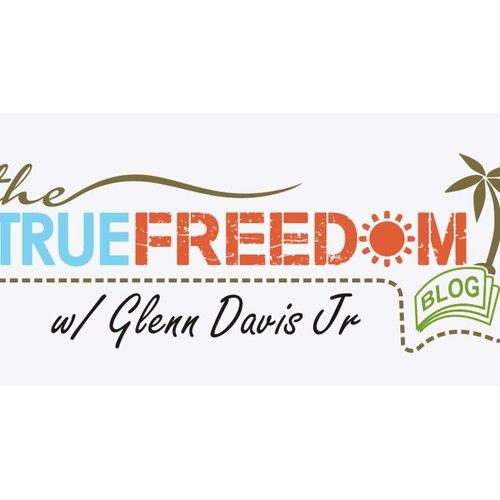 THE TRUE FREEDOM BLOG W/GLENN DAVIS JR. - THE TRUE FREEDOM BLOG W/GLENN DAVIS JR. needs a new logo
