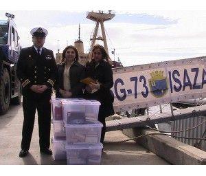 Faros y Alcaldías de Mar de la Armada reciben libros de las bibliotecas públicas DIBAM de Magallanes