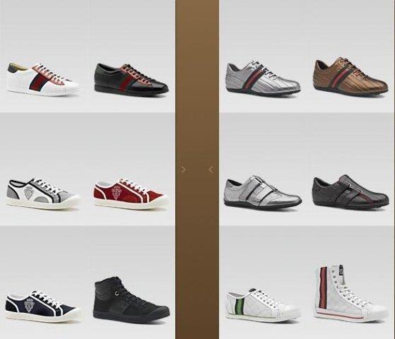 Обувь клубный стиль