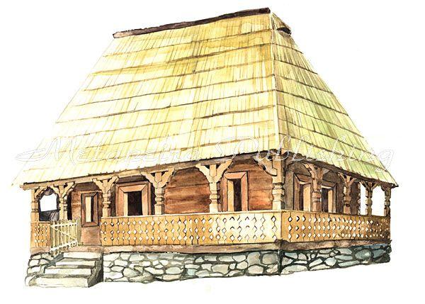 big house transilvania romania