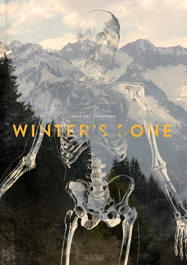 Winter's Bone by Hannes Beer