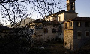 La chiesa dei Santi Cosma e Damiano a Marmentino - Itinerari Brescia - Fotografia di Laura Gatta