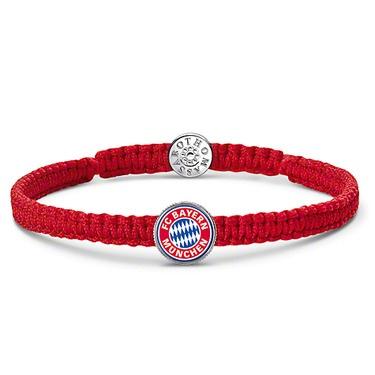 Armband vom FC Bayern München, wie schön :-)