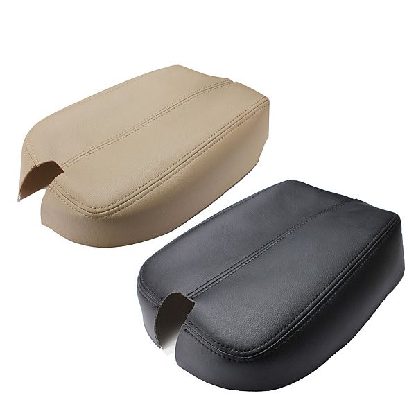 Black Beige Console Real Leather Car Arm Rest Cover For Honda Accord Auto Parts From Automobiles Motorcycles On Banggood Com Real Leather Honda Accord Honda