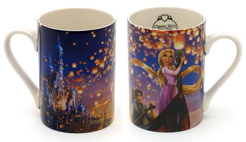 Tangled Classic Mug | Found on The Disney Store UK Online Po… | Flickr