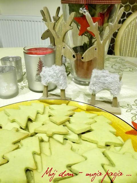 #christmas #cookies #christmascookies #cook #christmastree #green