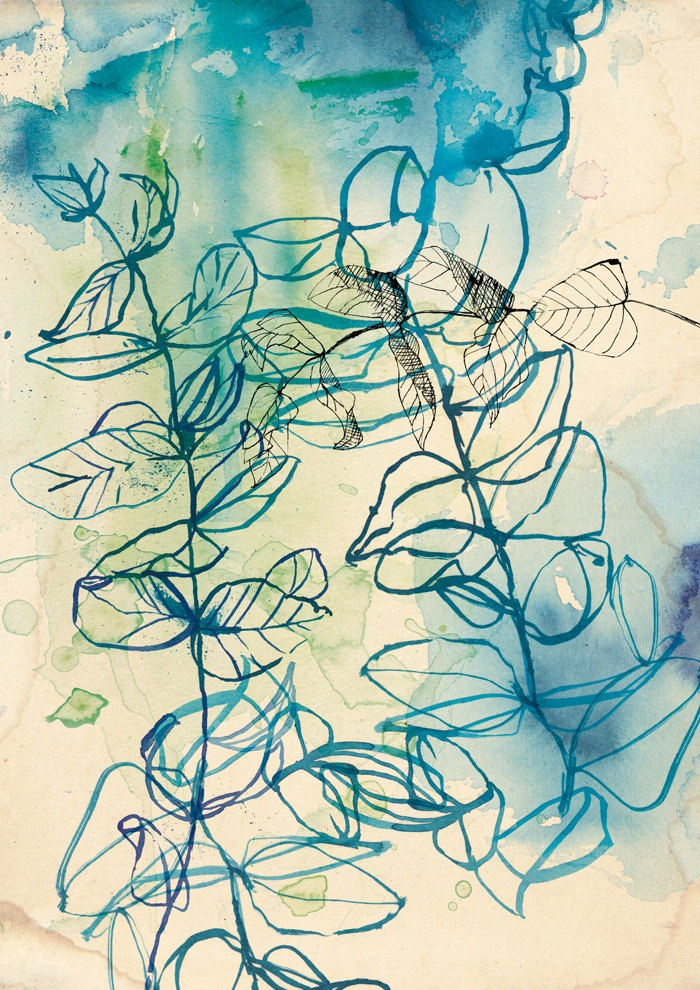 Line Drawing Prints : Best leaf drawing ideas on pinterest watercolor