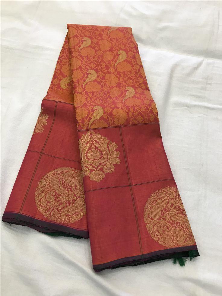 Kanchi pure silk Whatsapp +919791916916 1