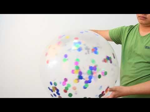 How to Create the Best Confetti Filled Balloons | eBay
