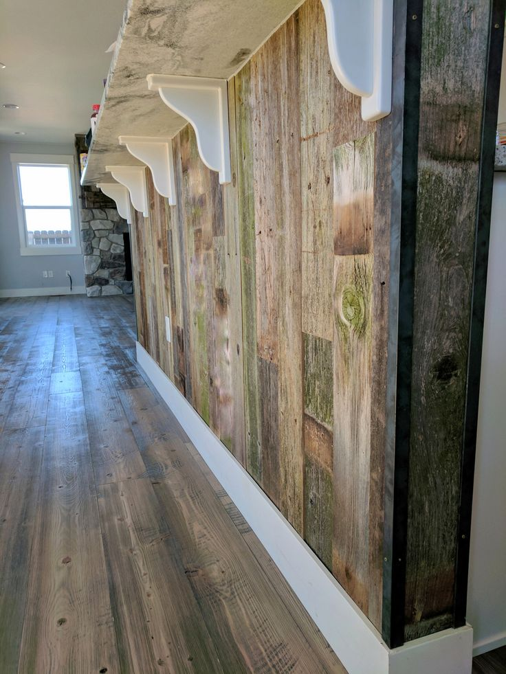 347 best reclaimed wood walls images on pinterest for Local reclaimed wood