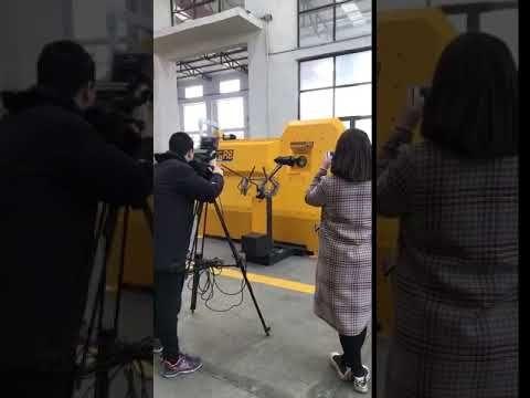 Jiaxin Automatic Rebar Stirrup Bending Machine | Cnc Stirrup