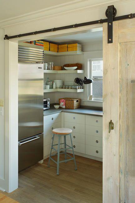 17 Best Ideas About Kitchen Sliding Doors On Pinterest