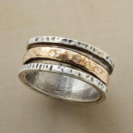 spinner ring - great for us fidgetters