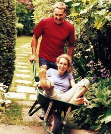 How to Keep Having Fun Together in Marriage - Christian Relationships, Marriage, Husband & Wife (Full Article)  - Good, basic ideas listed here.  The problem is the same one I often see...article written by a woman and read by mostly women, put into action by mostly women to oblivious men.  Oh, well, we keep trying don't we.