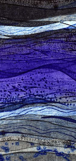 Collagraph (unsure of artist) from www.theprintshed.net