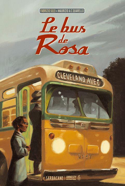 Le bus de Rosa | Éditions Sarbacane