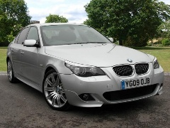 BMW UK: Approved Used BMW | 530dM Sport Business Edition Saloon.