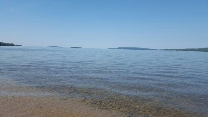 10 Of The Most Beach Camping Spots In Michigan.  This is a great spot to find sand glass!