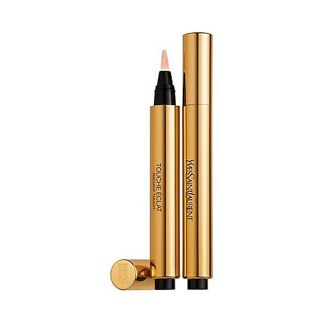 Yves Saint Laurent 'Touche Éclat' concealer and highlighter 2.5ml | Debenhams