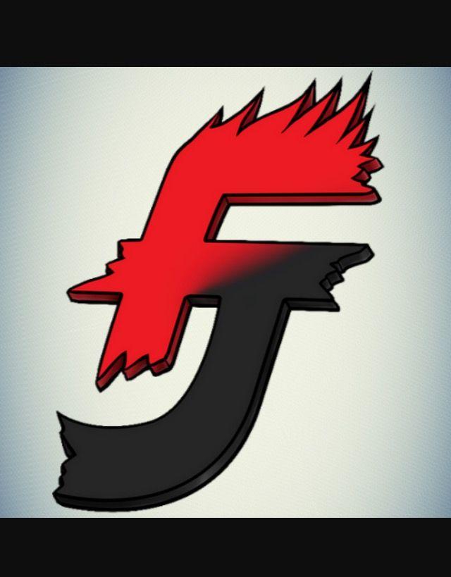 Simbole de Furious Jumper. Abonnez-vous à sa chaîne YouTube si ce n'est pas déjà fait ! ☺️