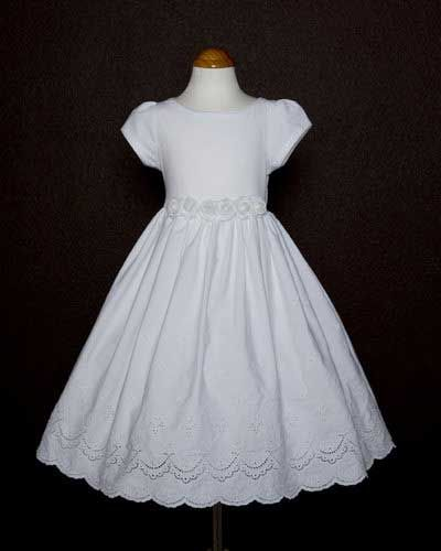 First Communion dress and website