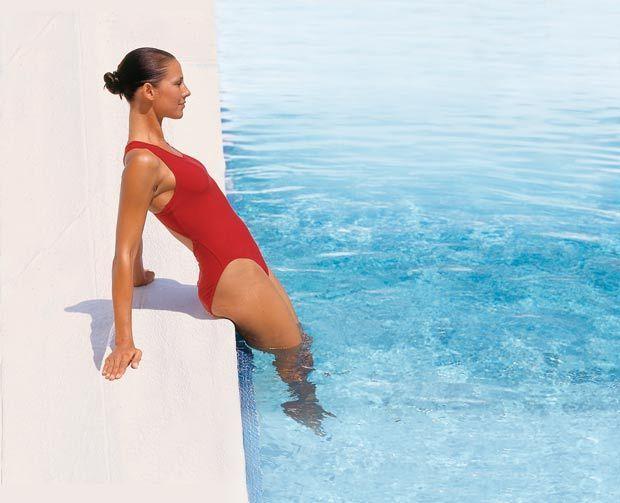 Тренировка В Бассейне Для Похудения I. Эффективные упражнения в бассейне для похудения живота, боков и бёдер