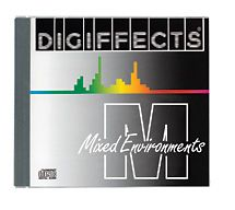 Mixed Environments Sound Effects by Digiffects – Series M   Sound Ideas