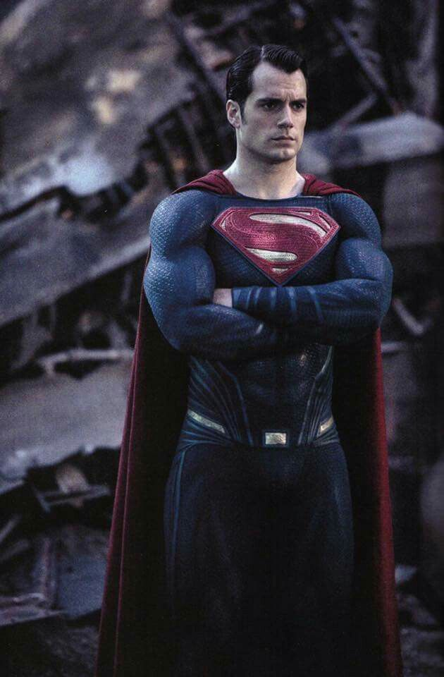 Superman Henry Cavill