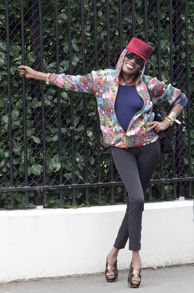 Grace Jones is seen arriving at Wimbledon in London, UK today,: Towers Heels, Fave Celebs, London, Fashion Styles, Grace Jones, Arrival, Wimbledon Fashion, Legendary Grace, Photo Videos