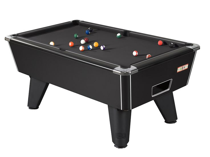 Supreme Winner Pool Table - 6ft, 7ft | Free Delivery!