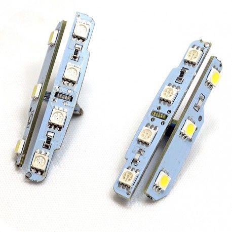 LED lampor till Volkswagen Passat, Golf, Sharan, EOS, Touareg, Polo, mfl