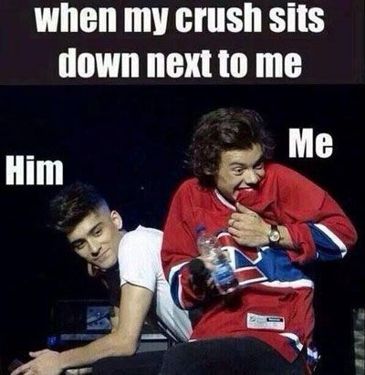 Funny Crush Memes - What It Feels Like To Have A Crush - Seventeen