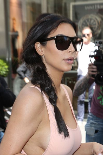 Lunette Cat Eye Kim Kardashian