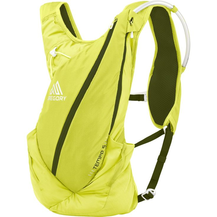 Gregory Tempo 5 Hydration Backpack 305cu in Acid Green M/L