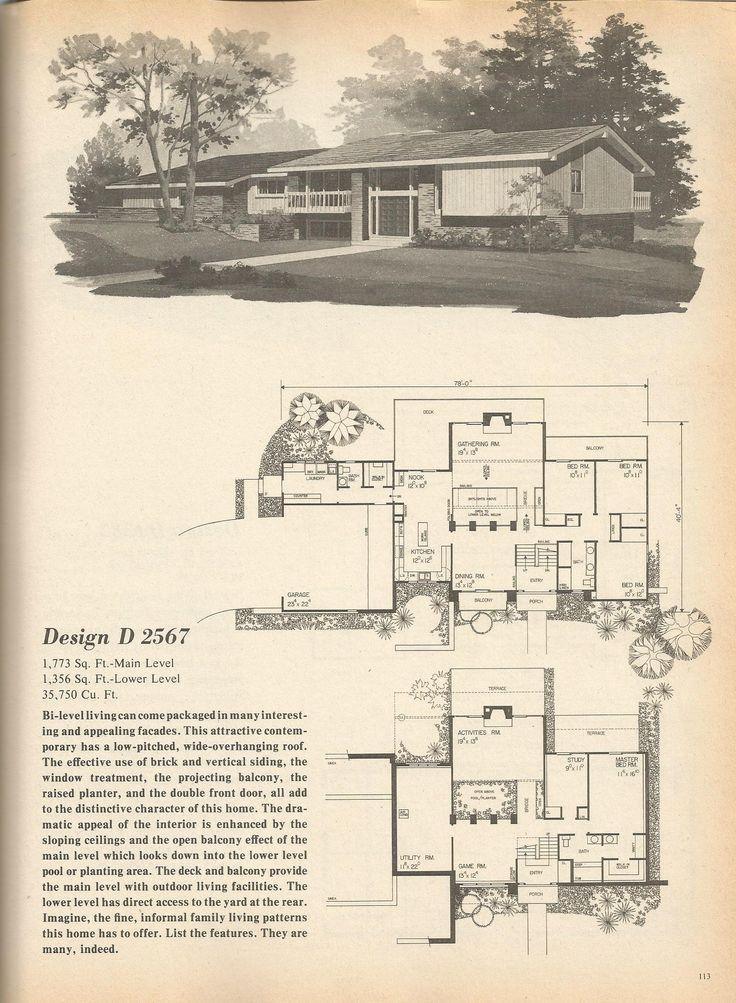 Visit the post for more midmodern hp pinterest for Modern vintage house designs