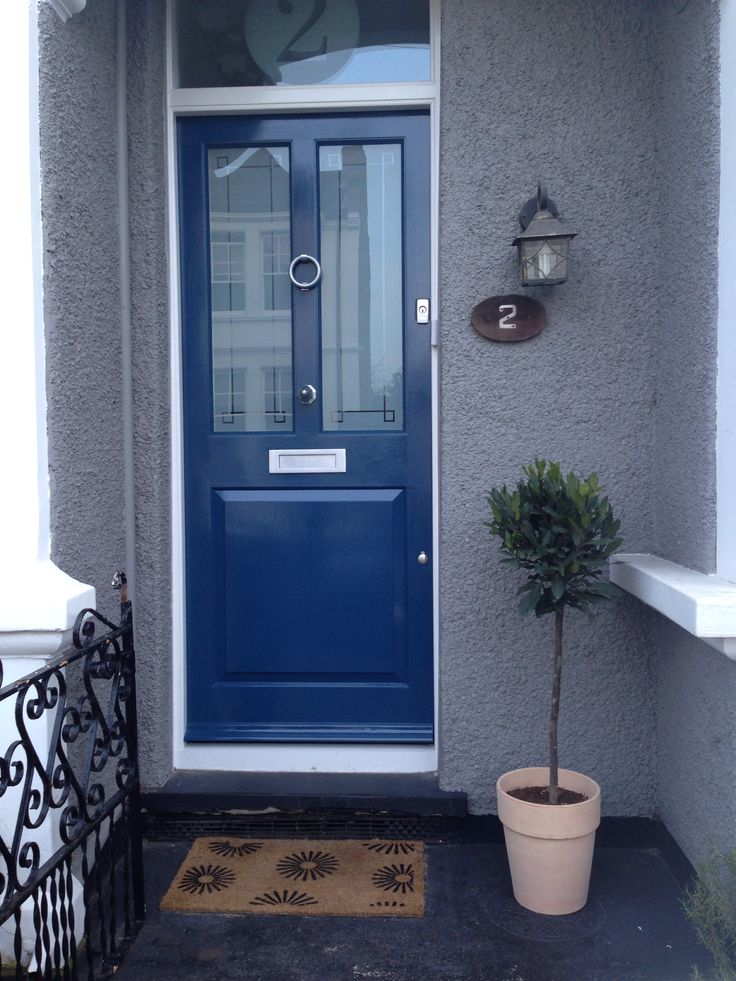 17 Best Images About Front Doors On Pinterest Blue Doors Doors And Paint Shades