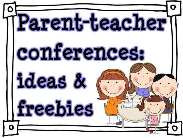 117 Best images about Parent/Teacher Conference Ideas on Pinterest ...